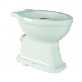 Vaso Wc ceramica Bianco Due Fori             ART.VA2ZAV