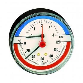 Termomanometro Attacco Posteriore