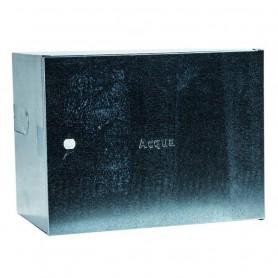Cassetta Zincata per Contatore Acqua         L.400mmxP.150mmxH.300mm ART.BA3040Z