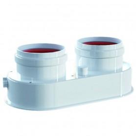 Sdoppiatore Kit Fumi per Caldaie             ART.PU235005