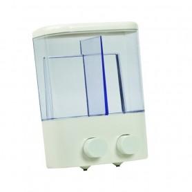 Dispenser Sapone Doppio Serie Corallo        ART.JTC-06W