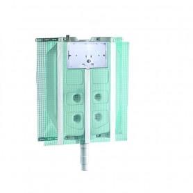 Cassetta ad Incasso Pucci Pneumatica Serie   Sara ART.015010031