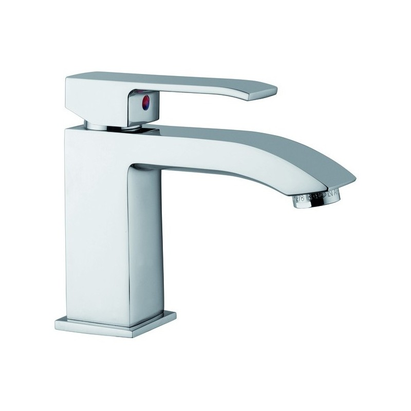 Miscelatore Monocomando Lavabo Cromo         Serie Level ART.LES075CR