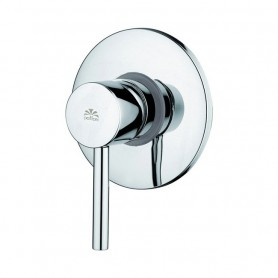 Miscelatore Monocomando Incasso doccia Cromo Serie Stick ART.SK010CR