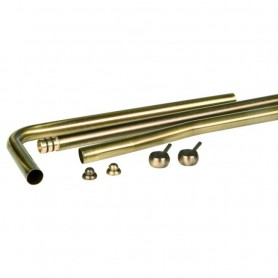Kit Tubi per Meccanismo Cassetta Alta Bronzati