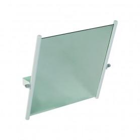 Specchio Reclinabile con Vetro di Sicurezza  ART.BT0052