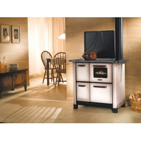 Cucina a Legna Cappuccino Serie Classica 450 ART.1514409