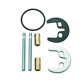 Kit Fissaggio Cromo per Miscelatori Monocomando ART.TPFIX00000