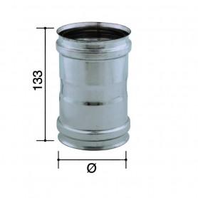 Manicotto Giunzione Acciaio Inox ART.3304055220020