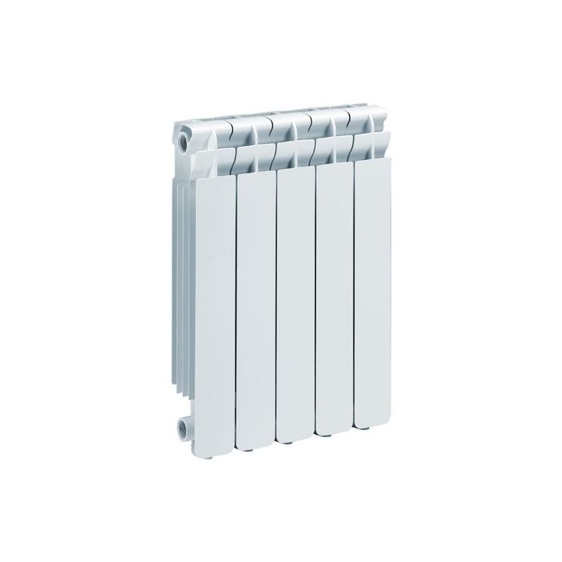 Termosifone Radiatore Pressofuso in AlluminioBianco Serie Kaldo50 mm95x80x581h