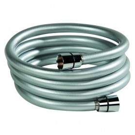 Flessibile per Doccia Silver Attacco Conico  cm150 ART.JTD-09150