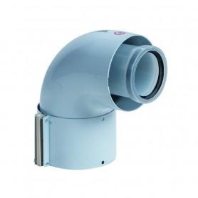 Curva Coassiale per Caldaia a Condensazione ART.A2032900