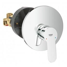 Miscelatore Monocomando per Doccia a Incasso Serie BauEdge Art.290780
