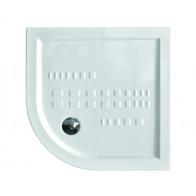 Piatto Doccia Semicircolare in Porcellana    cm100x100 Althea Serie Ito ART.P2065D01A