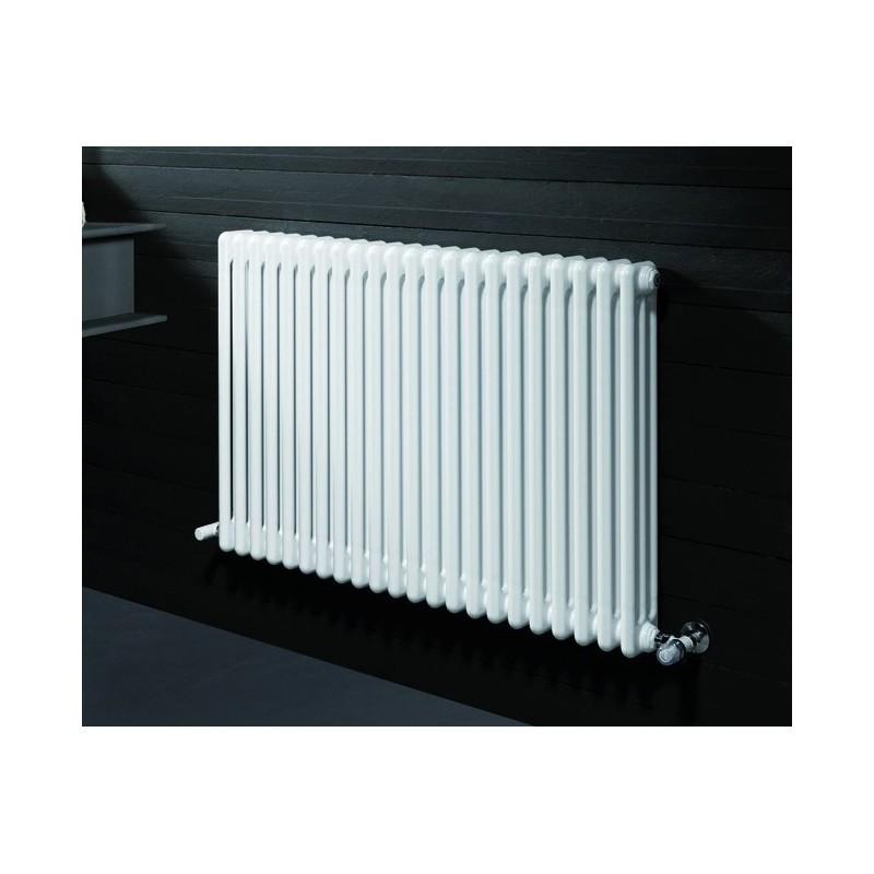 Radiatore tubolare a tre colonne bianco serie ardesia for Ardesia 3 colonne