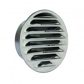 Griglia Tonda da Incasso in Alluminio        ART.9701-004-600