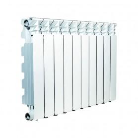 Termosifone Radiatore Pressofuso in AlluminioBianco Serie Desideryo80 mm97x80x857h