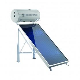 Pannello Solare a Circolazione Naturale per Tetti Piani o a Falda Serie Panarea LT300/4