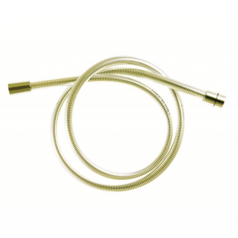 Flessibile per Doccia Dorato Serie Spyral    ART.SPYRO200CGCG