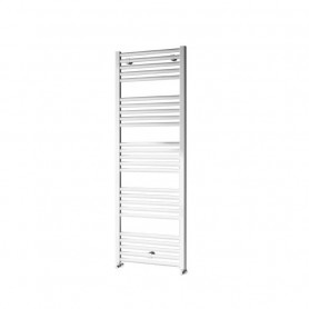 Radiatore Scaldasalviette Bianco in Acciaio Serie Anna mm600x70/82x840h ART.3351686100013