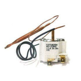 Termostato Scaldabagno Elettrico Serie Steatite ART.070273