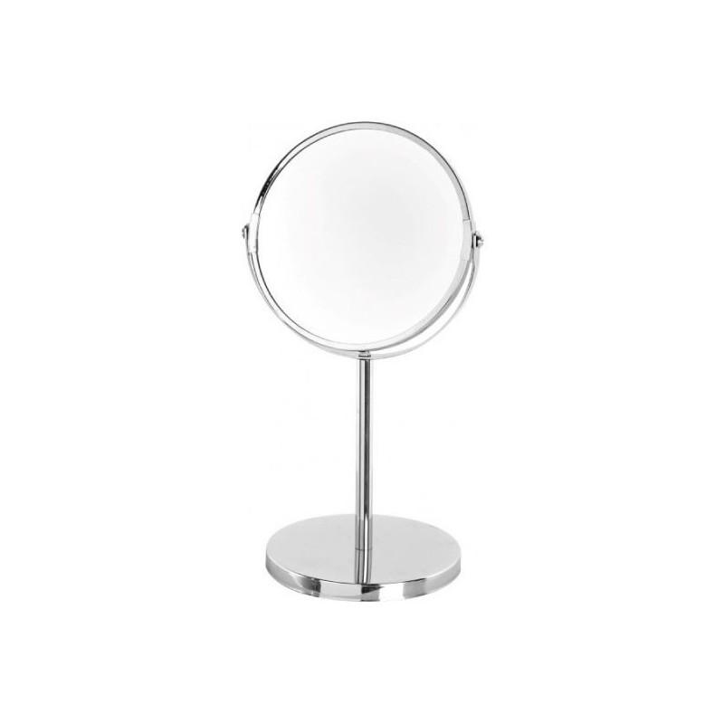 Specchio Appoggio Acciaio Cromo ART.091017-B