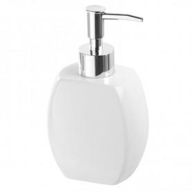 Dispenser Sapone in Ceramica Bianco Serie    Parigi ART.275012-B