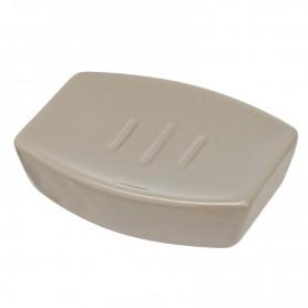 Portasapone in Ceramica Tortora Serie Parigi ART.275029