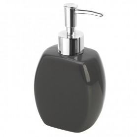 Dispenser Sapone in Ceramica Grigio Serie    Parigi ART.275030