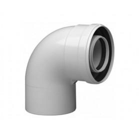 Curva Coassiale 90°per Caldaie ART.KHG71405971