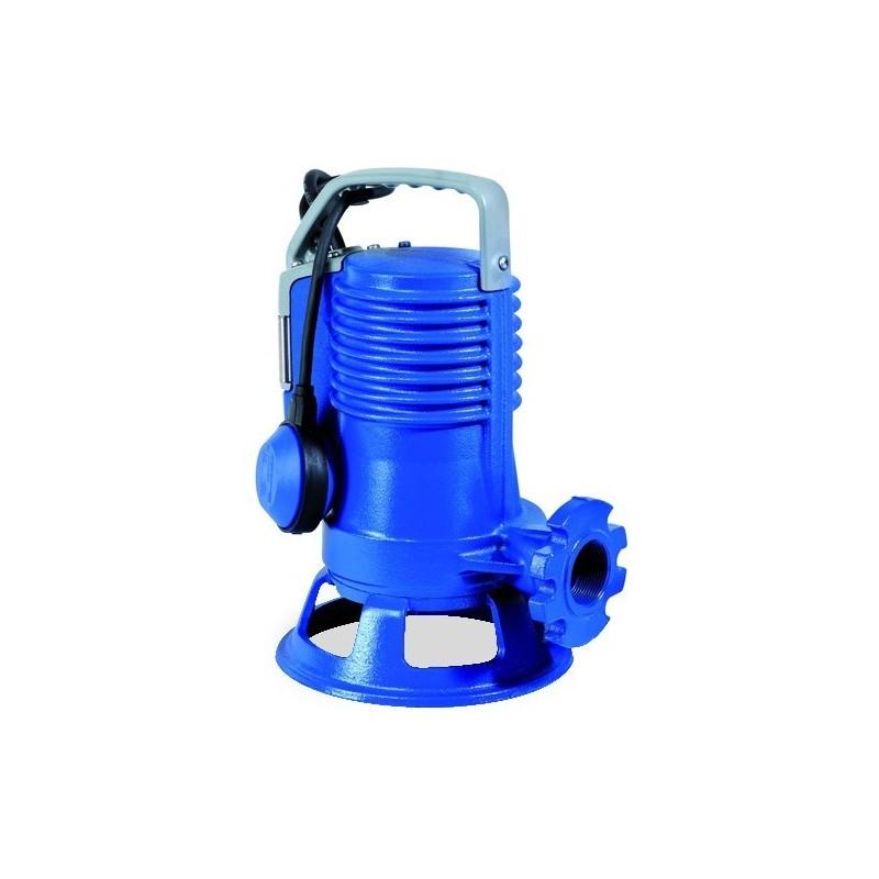 Elettropompa Sommergibile con Sistema di Triturazione Serie GRBLUEPRO 150/2/G40HA1CM50