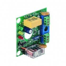 Scheda Elettronica di Ricambio per RegolatoreHabitat Modello Habscheda