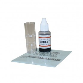 Test Kit Durezza Acqua ART.TC00801E