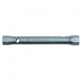 Chiave a Tubo Doppia Esagonale L.110mm ø8x9mmART.009350111
