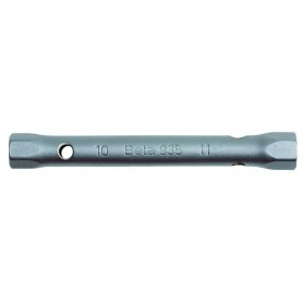 Chiave a Tubo Doppia Esagonale L.130mm       ø12x13mm ART.009350117