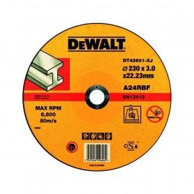 Disco per il Taglio su Metallo ø230mm        ART.DT42601-XJ