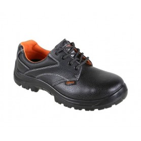 Scarpa Bassa Beta in Pelle Nera N°45 Modello Easy Antifortunistica