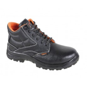 Scarpa Alta Beta in Pelle Nera N°45 Modello Easy ART.7243E45