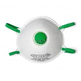 Maschera Filtrante FFP1 a Conchiglia con     Valvola ART.K210V