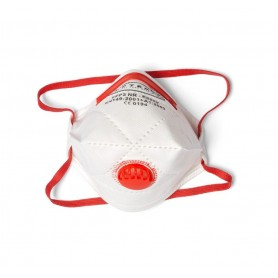 Maschera Pieghevole Filtrante FFP3 con Valvola ART.E830V