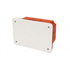 Cassetta di Derivazione da Incasso           160x130x70mm ART.GW48005