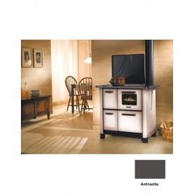 Cucina a Legna Antracite Serie Classica 350 ART.1514314