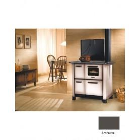 Cucina a Legna Antracite Serie Classica 450 ART.1514414