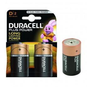 Batteria Duracell Torcia 1,5V Blister 2 Batterie ART.DU0400