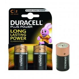 Batteria Duracell 1/2 Torcia 1,5V Blister 2 Batterie ART.DU0300