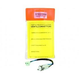 Termostato Cablato per Ventilconvettore cm 20ART.91931999