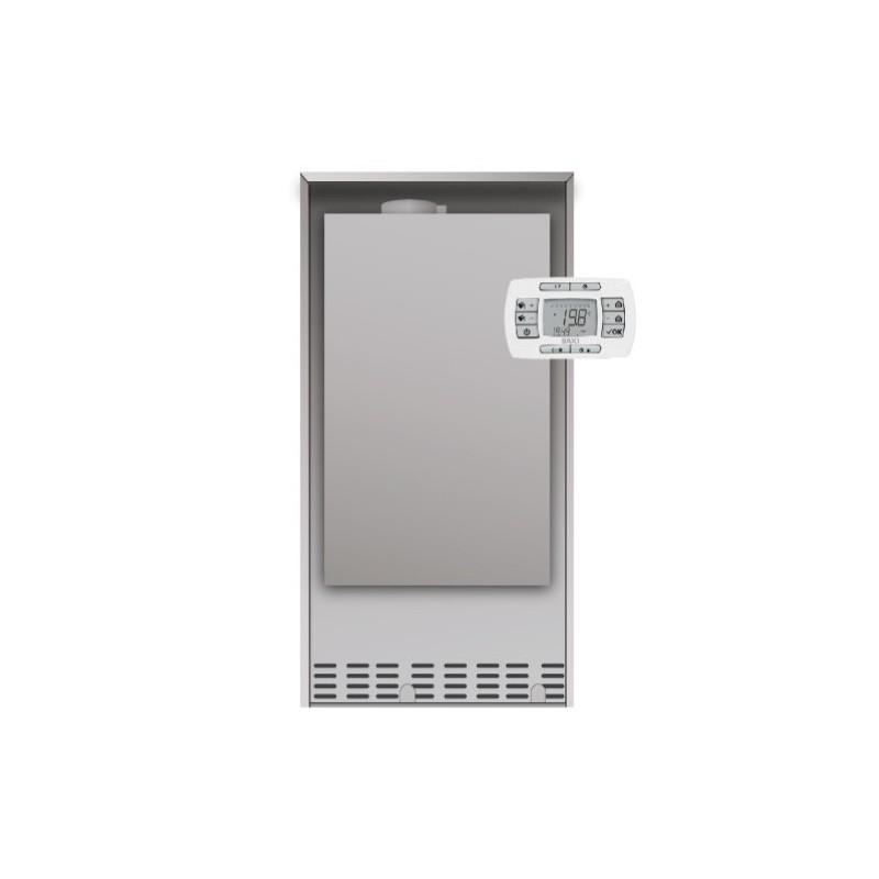 Caldaia a Condensazione da Incasso Baxi SerieLuna Duo-Tech IN+ 24GA ART.7221770