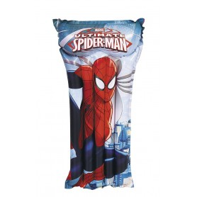 Materassino Gonfiabile Modello Spiderman     104x48cm xH16cm ART.98005
