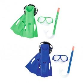 Set da Immersione Bambino Modello Snorkeling Sure Swin 7-14anni ART.25019