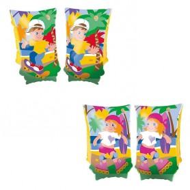 Braccioli Giungla Multicolore 30x15cm  ART.32102